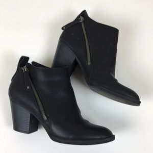 DV black bootie